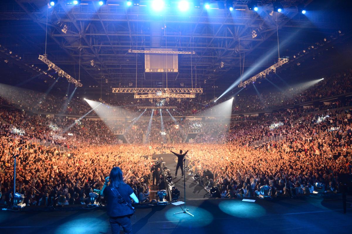 Arena Zagreb Koncert Zeljka Joksimovica Znet Hr Mobilni Portal