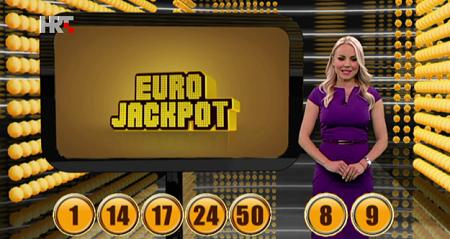 Brojevi Eurojackpota