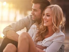 muškarac žena par sreća ljubav