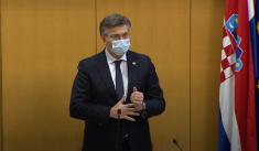 Plenković: Nema nedodirljivih kad se radi o korupciji, to svima treba biti jasno