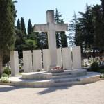 Spomenik palim borcima u Domovinskom ratu (Foto: Ivan Katalinić)