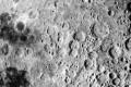 Ilustracija Mjesec, mjesečeva površina
