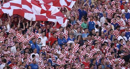 Image result for hrvatska danas navijači