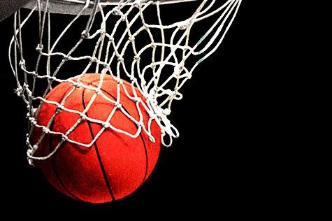 Ilustracija košarkaška lopta