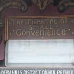 Ilustracija: mini kazalište