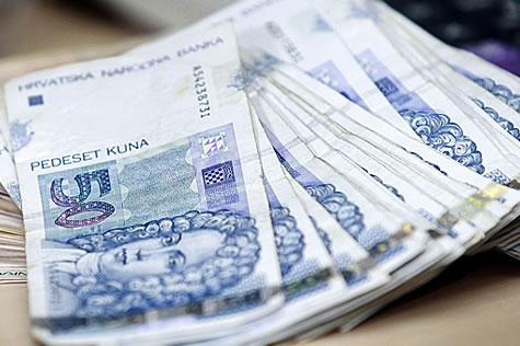 Ilustracija: novac