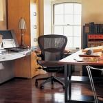 Ilustracija: radna soba