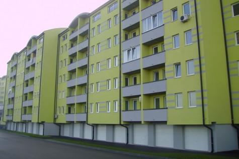 Ilustracija: stambena zgrada
