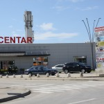 In centar (Foto: Ivan Katalinić)