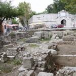 Iskopine Trg Petar Zoranić (Foto: Ivan Katalinić)