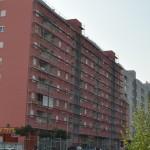 Ličenje zgrade, pituranje (Foto: Žeminea Čotrić)