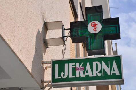 Ljekarna (Foto: Žeminea Čotrić)