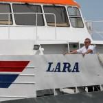 Mornar na brodu (Foto: Ivan Katalinić)