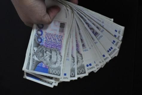 Novac (foto: Žeminea Čotrić)