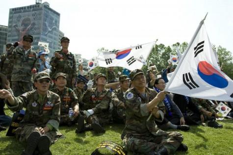 Vojska - Južna Koreja (Foto: DPA/PIXSELL)