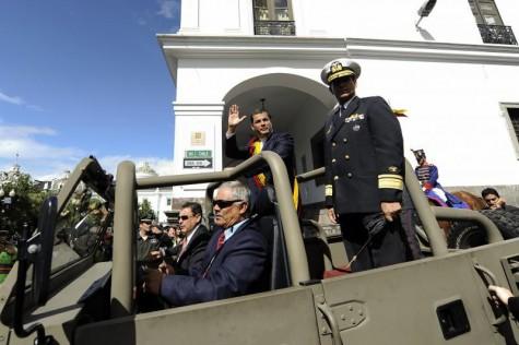 Rafael Correa (Foto: DPA/PIXSELL)
