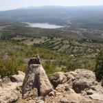 Panoramski pogled s Velebita (Foto: Ivan Katalinić)