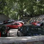 Parking Vladimir Nazor (Foto: Ivan Katalinić)