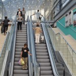 Pokretne stepenice robna (Foto: Žeminea Čotrić)