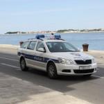 Policijski automobil (Foto: Ivan Katalinić)