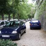 Parking pod Bedeomom (Foto: Ivan Katalinić)
