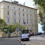 Rektorat (Foto: Žeminea Čotrić)