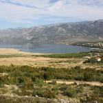 Rovanjska i u pozadini Velebit (Foto: Ivan Katalinić)