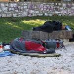 Spavači na ulici (Foto: Ivan Katalinić)