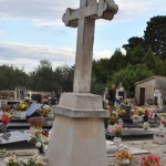 Spomenik na groblju u Preku (Foto: Žeminea Čotrić)