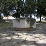 Spomenik partiji muraj (Foto: Ivan Katalinić)