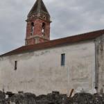 Stara crkva u Preku (Foto: Žeminea Čotrić)