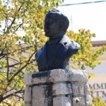 Kip Stjepana Radića u Starigradu (Foto: Ivan Katalinić)