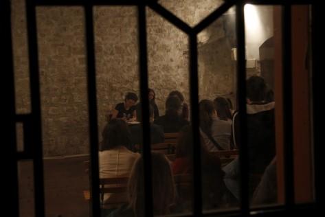 Studentski zbor iza zatvorenih vrata (Foto: Žeminea Čotrić)