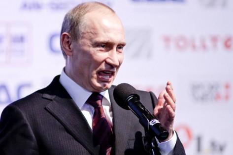 Vladimir Putin (Foto: EXPA/PIXSELL