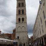 Zvonik Stošija (Foto: Ivan Katalinić)