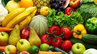 hrana voće i povrće