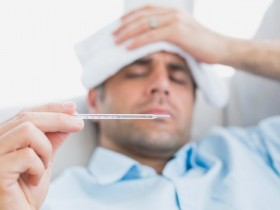 muškaraca prehlada gripa