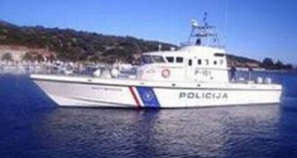 """Zbog potonuća ribarice """"Golub"""" danas će biti ispitan zapovjednik ..."""