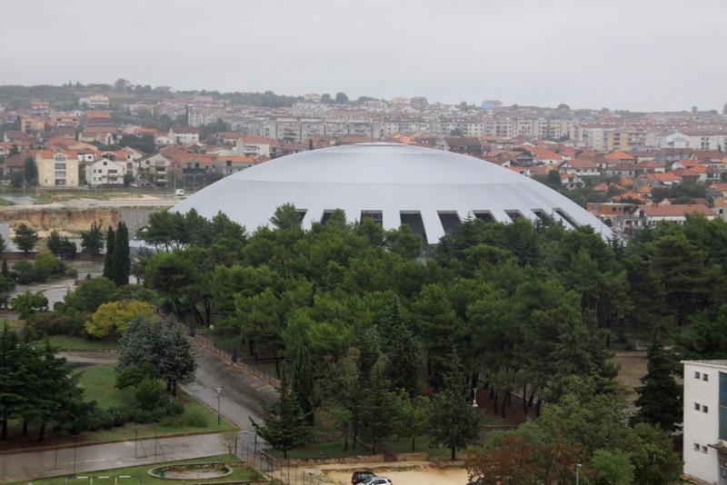 Košarkaška dvorana Krešimir Ćosić (Foto: Ivan Katalinić)