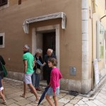 Turistički info pult (Foto: Ivan Katalinić)